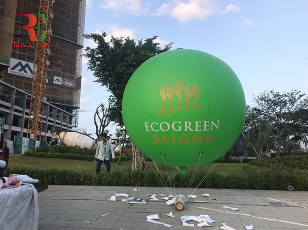 Khinh khí cầu sự kiện