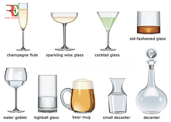 Cho thuê dụng cụ uống nước