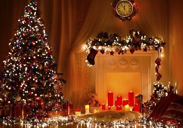 Lên ý tưởng tổ chức sự kiện Giáng sinh theo phong cách lãng mạn