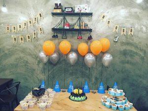 Lên ý tưởng tổ chức sự kiện sinh nhật theo biểu tượng
