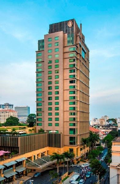 Tòa nhà khách sạn InterContinental Saigon