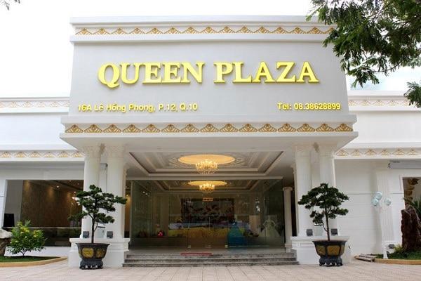 Queen Plaza là Nhà hàng tổ chức sự kiện khá nổi tiếng tại TPHCM